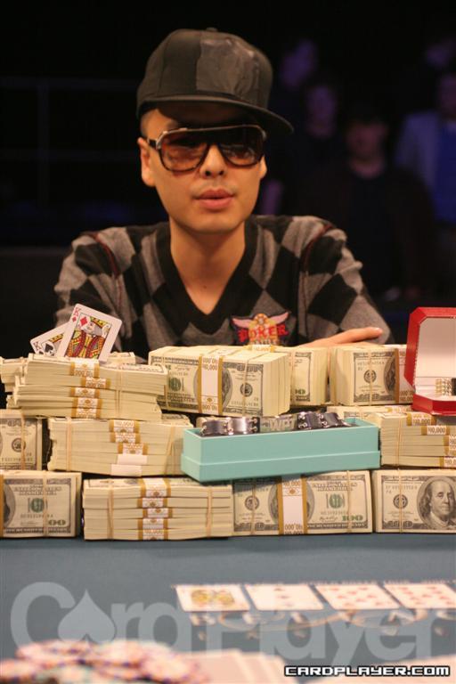 Chino Rheem Wins