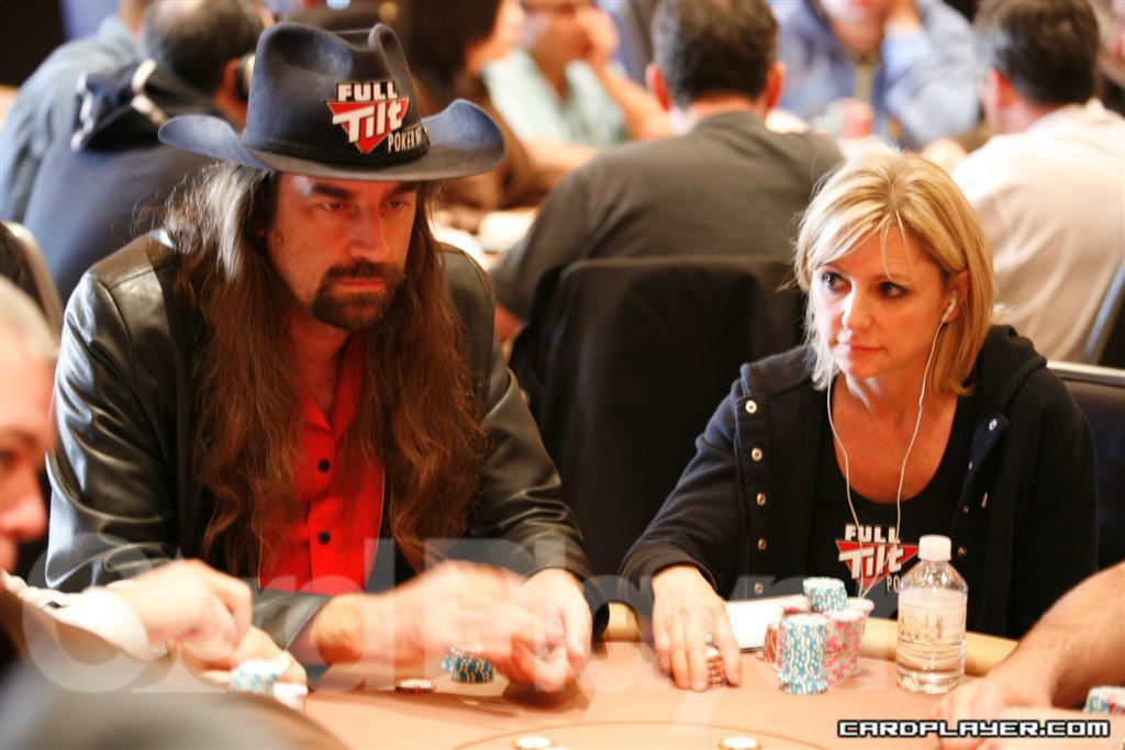 Chris Ferguson and Jennifer Harman