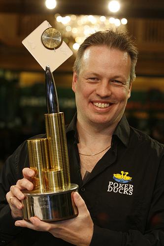Christer Johansson, Irish Open Champion 2009