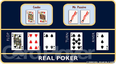 Вариант покерного расклада