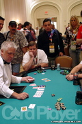 All In at the PeSA Charity Poker Challenge