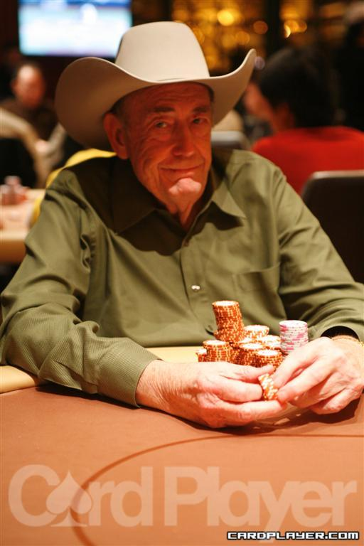 Doyle Brunson will compete on GSN's fifth season of High Stakes Poker.