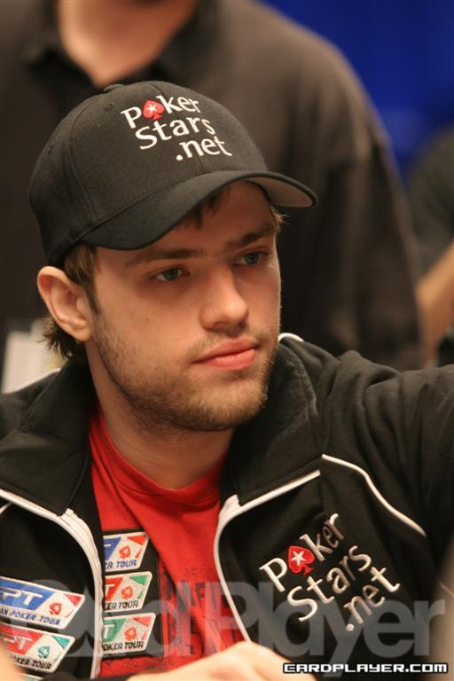 Viewers didn't get to see how Ivan Demidov clawed back heads up to retake the lead.