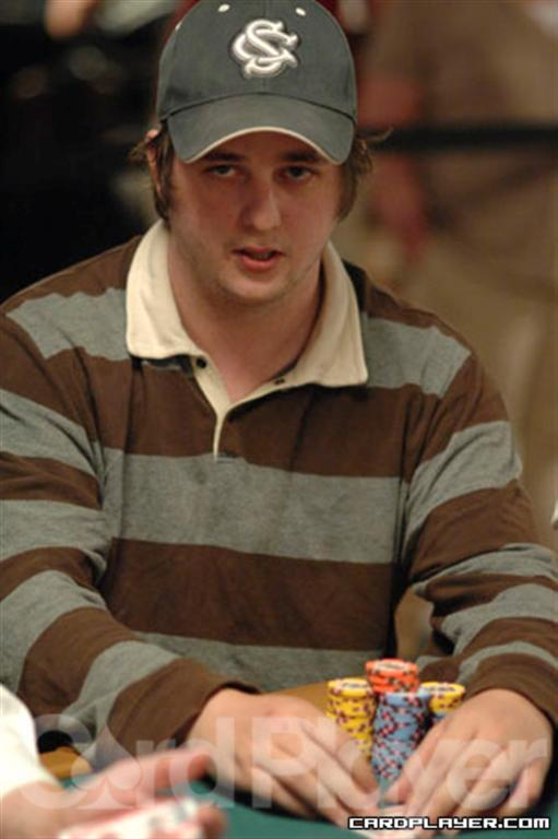 Zachary King Wins 2008 WCOOP Main Event