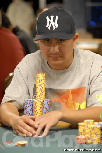 Event 49 Winner JC Tran
