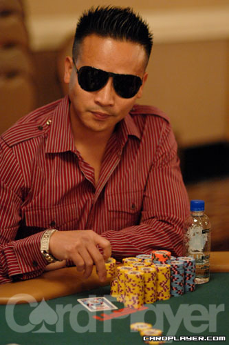 John Phan - Sits In First Place For POY