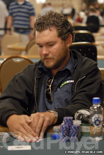 Bryan Devonshire Can't Avoid the Freeroll