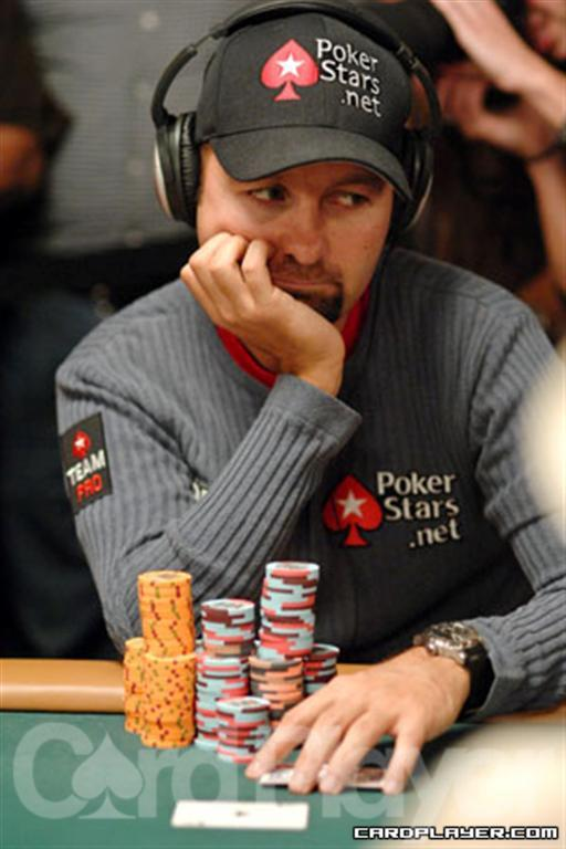 Daniel Negreanu thinks rebuys have no place in the World Series.