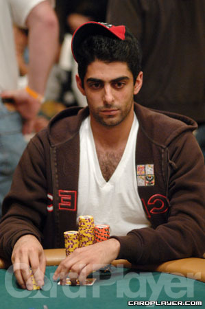 David Daneshgar, Event 52 Champion
