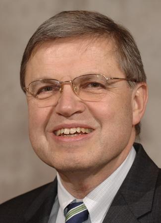 Justice Minister Ernst Hersch Ballin