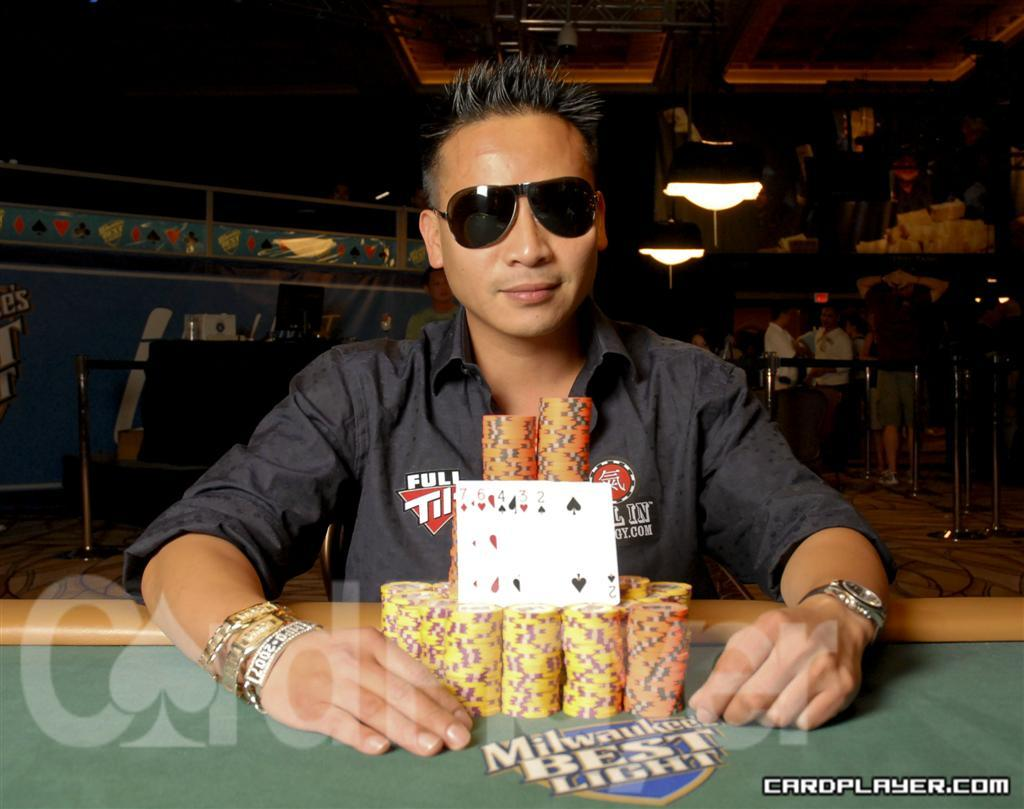Top online poker winners