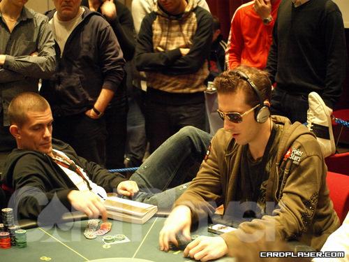 Gus Hansen and Bertrand