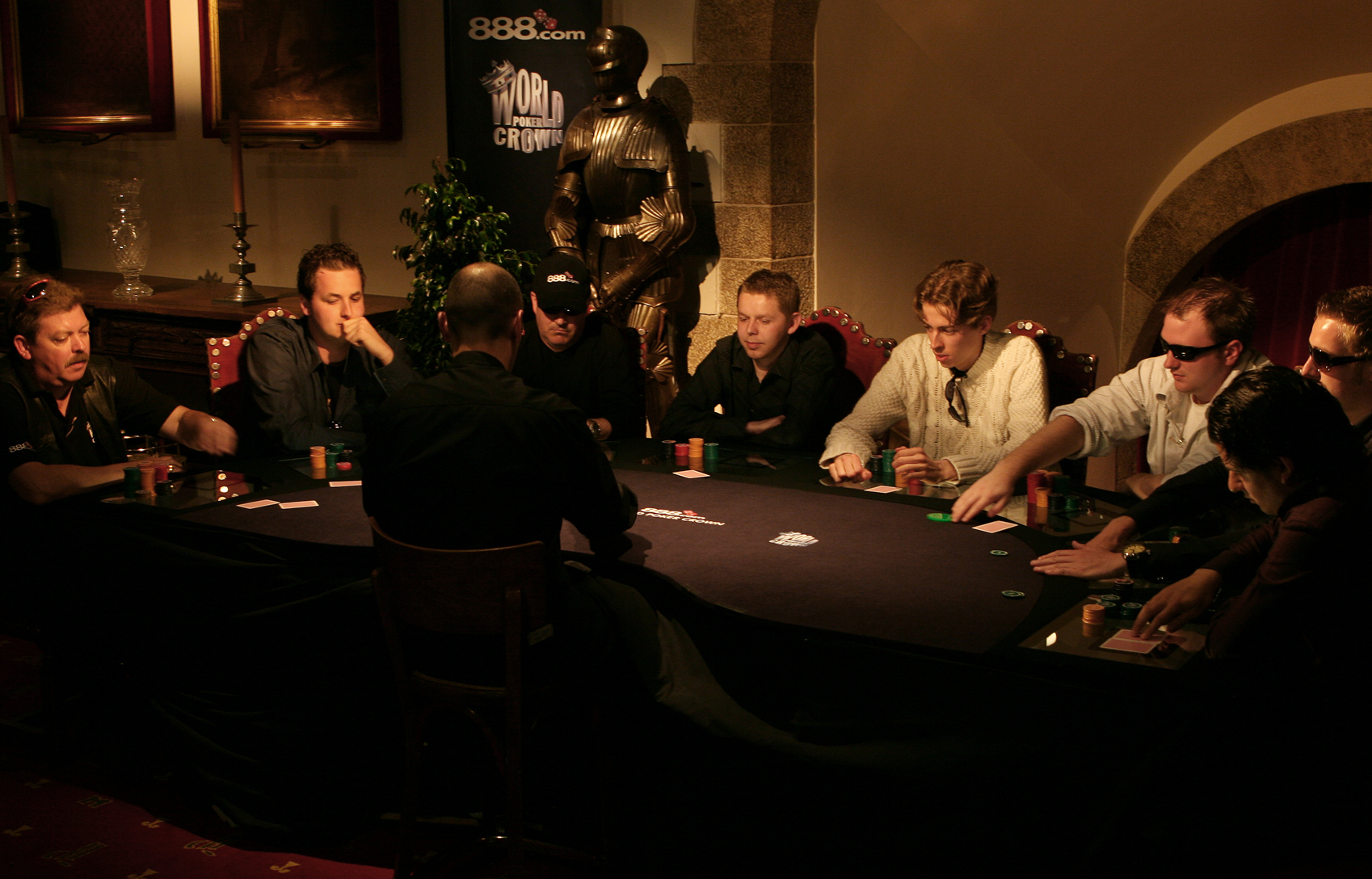 WPC Final Table
