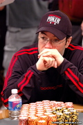 Jamie Gold in the WSOP Main Event