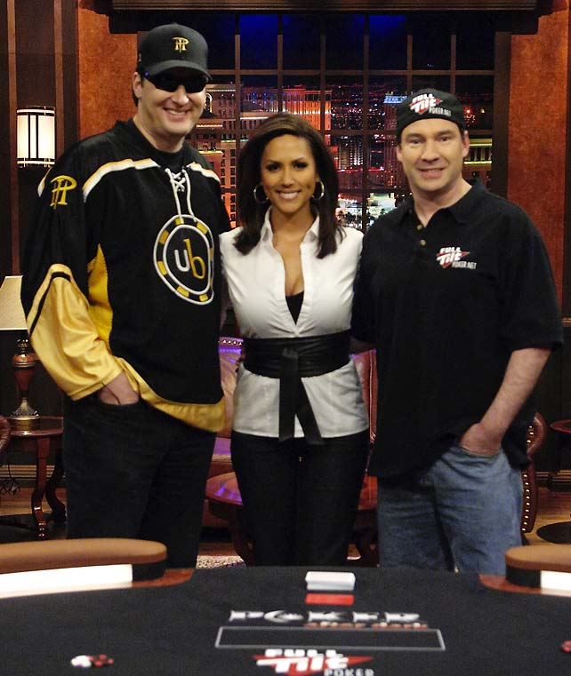 Phil Hellmuth vs. Ted Forrest