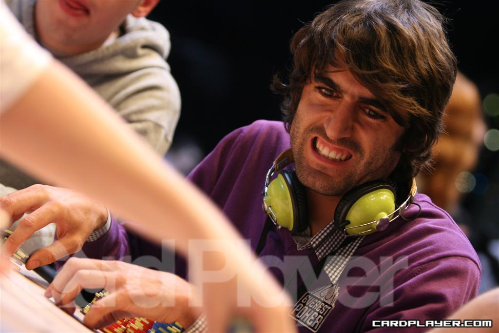 Pablo Ubierna busts in 28th place