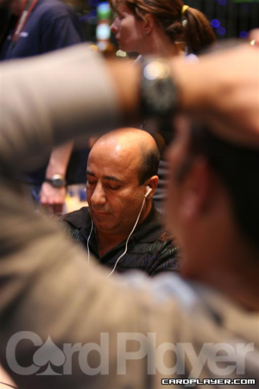 Freddy Deeb is in the money in the EPT Grand Final