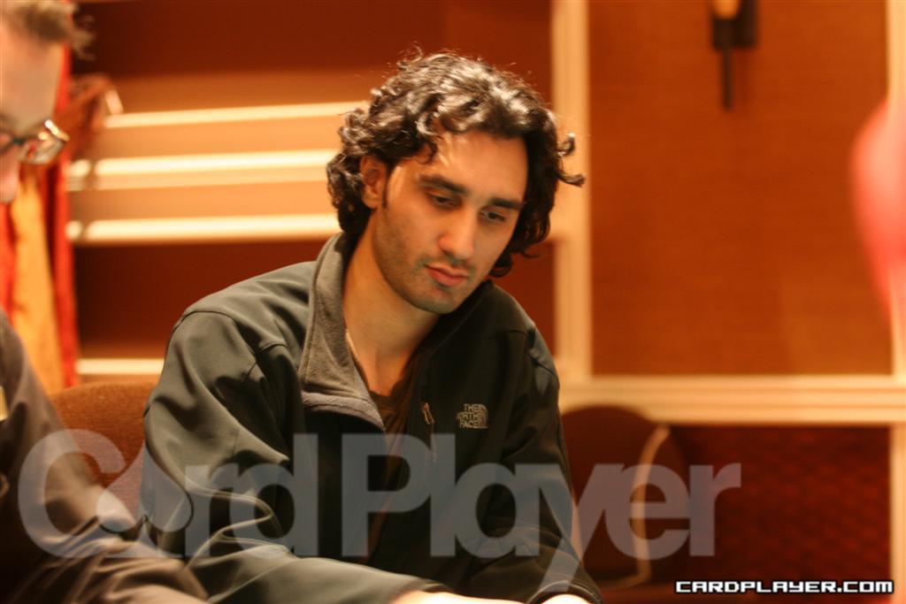 Ardavan Yazdi Doubles Up