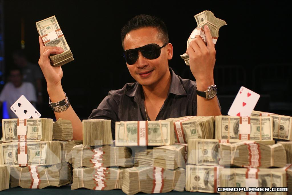 John Phan Wins the 2008 WPT Legends of Poker