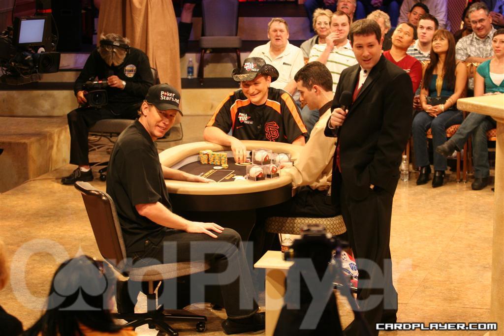 Бывший питчер высшей лиги по бейсболу Орел Хершисер (Orel Hershiser) рассказывает о навыках необходимых в покере и бейсболе