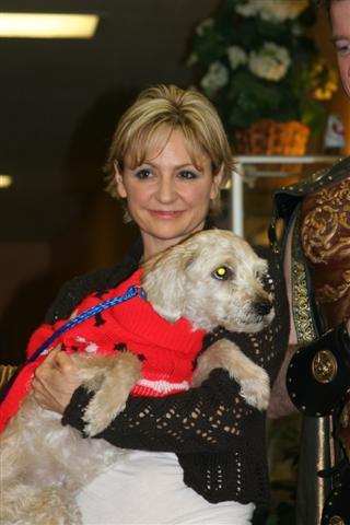 Jennifer Harman and friend