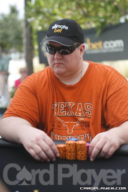 matt brady wins the ultimatebet aruba poker classic