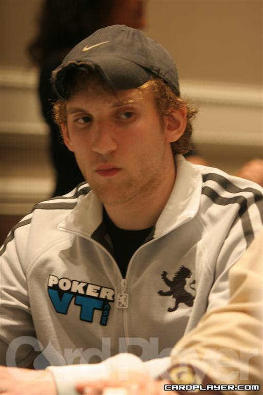 Jason 'Taknapotin' Somerville at Caesars Palace in Las Vegas