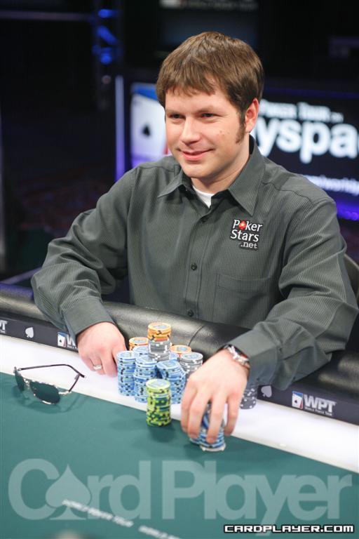 Jonathan Little - Winner of the 2008 WPT Foxwoods World Poker Finals