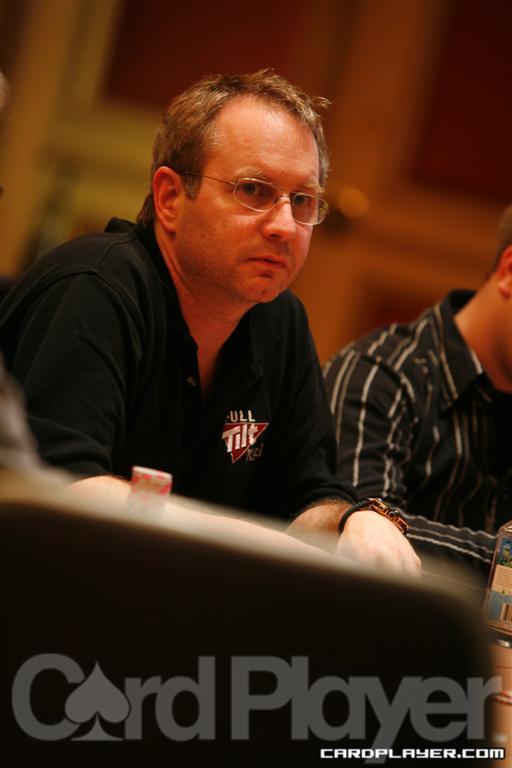 Roy Winston Live Updates Poker Player