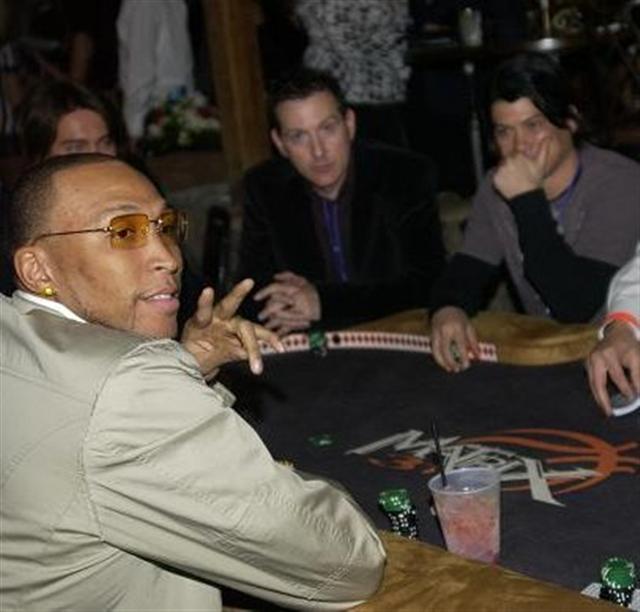 Colombo poker room
