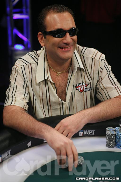 Mike Matusow - Sixth Place Finisher