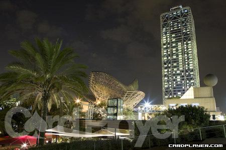 Gran Casino at Night
