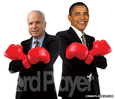 McCain Vs. Obama