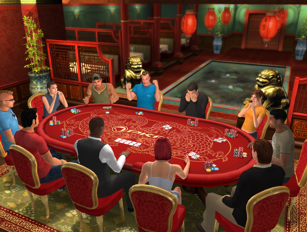 pkr games room