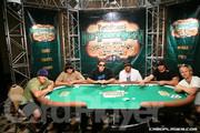 Final table of PartyPoker.net Big Throwdown