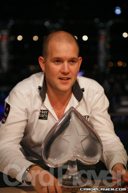 Pieter De Korver Wins