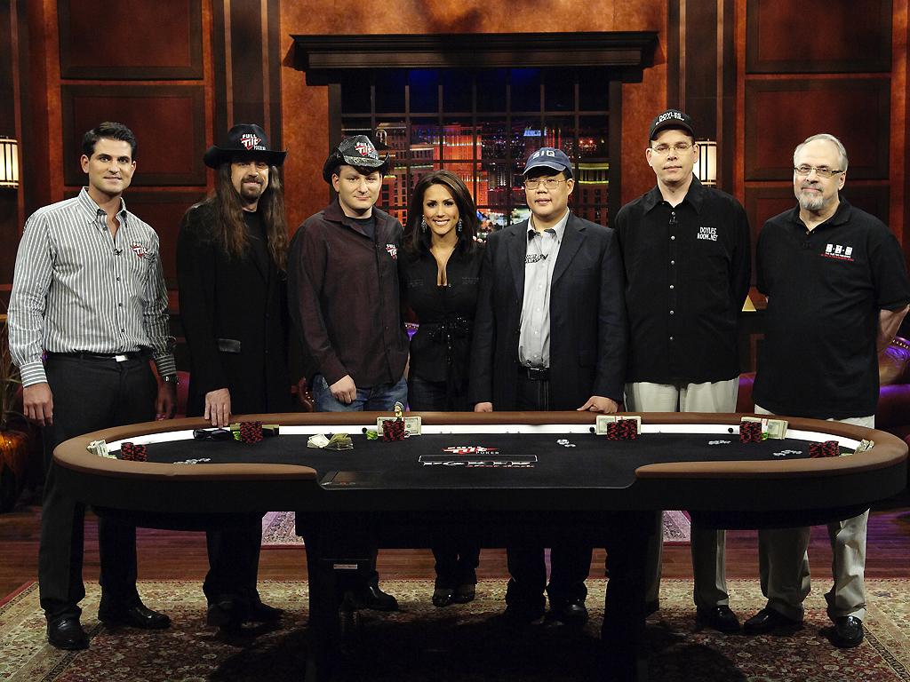 Brilliant Minds on Poker After Dark