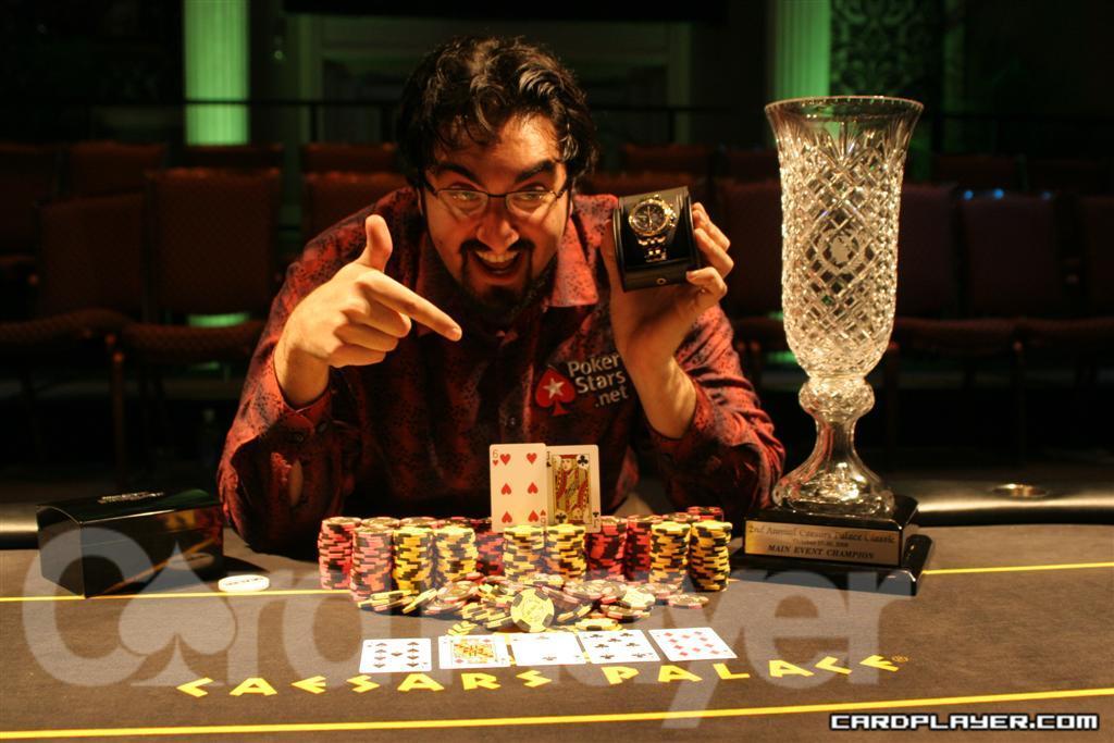 Hevad Khan Wins