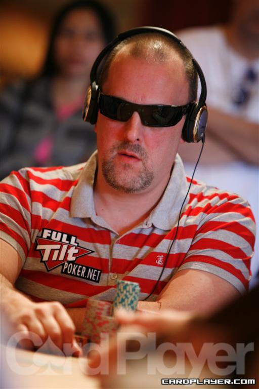 Ross Boatman eliminated in 15th at the WPT Championship event