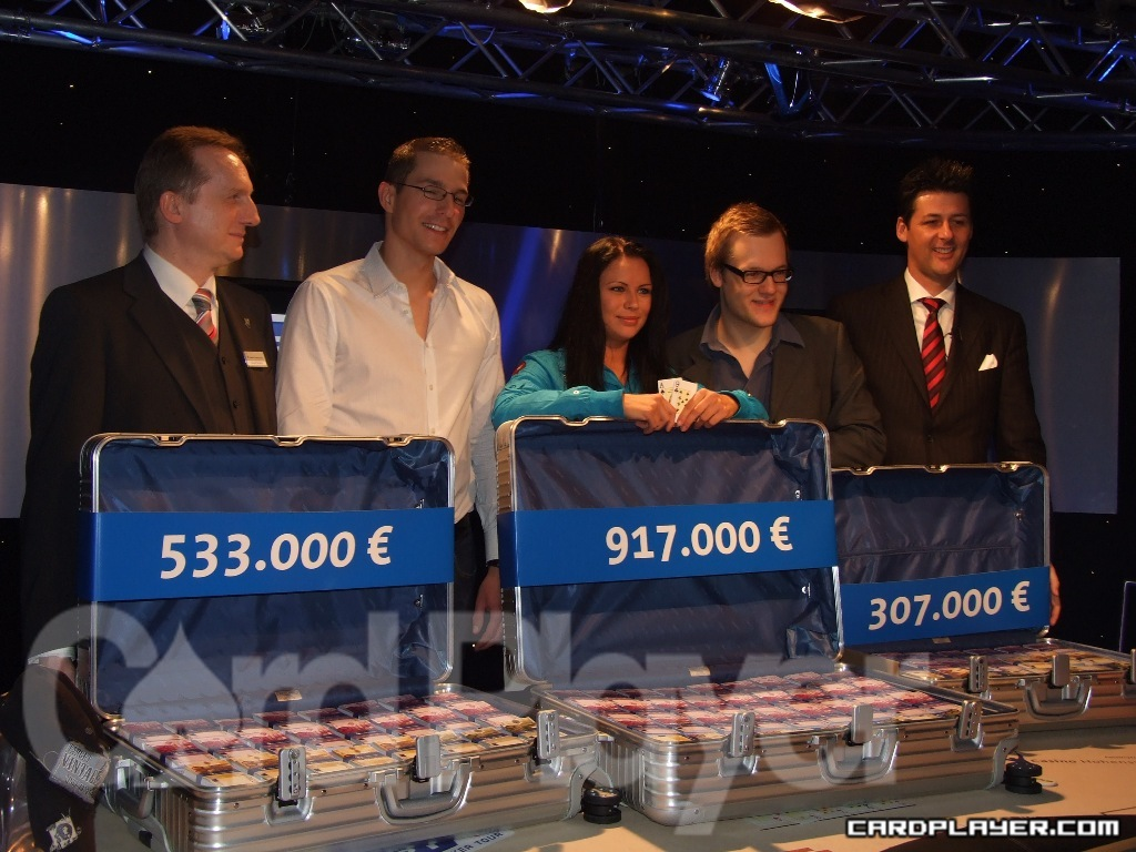 WPT German Open Champion Sandra Naujoks