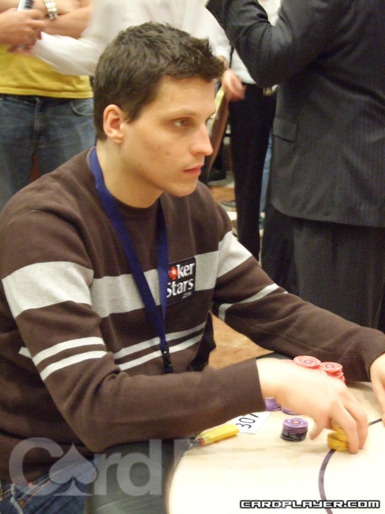 Sebastian poker player