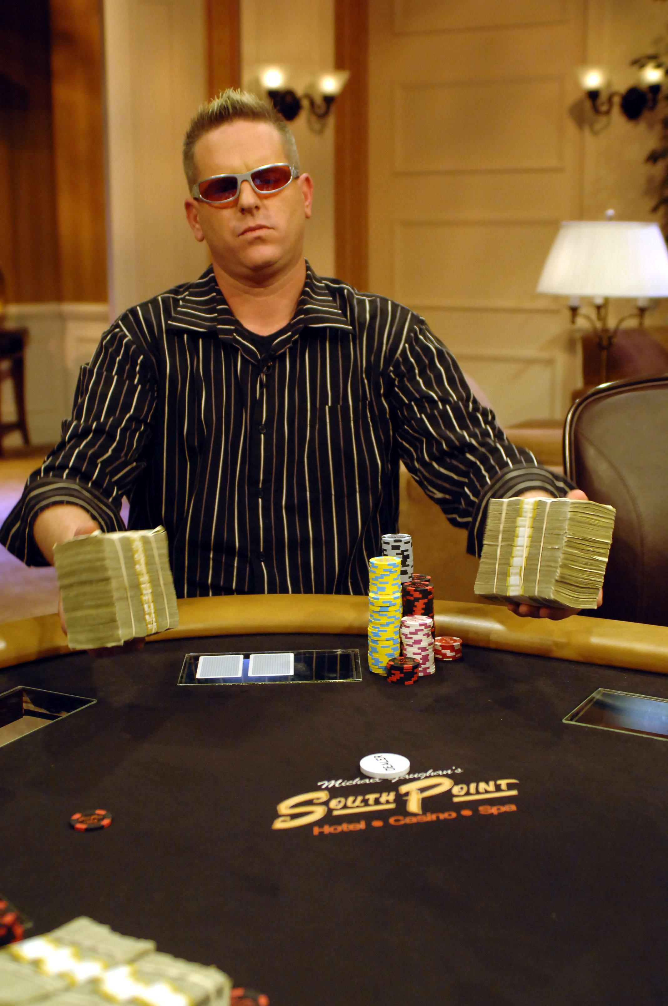 Antonio Salorio on High Stakes Poker