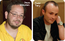 Steve Weinstein and Todd Terry