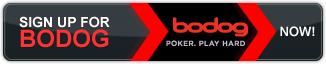 Sign up for Bodog Poker now
