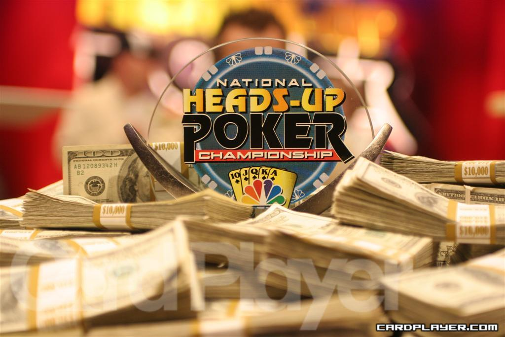 NBC Heads-Up Trophy and Cash