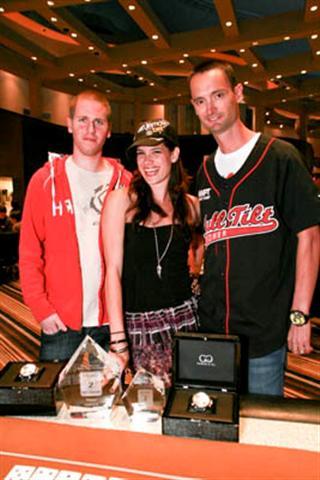 Jeff Madsen, Tiffany Michelle, Jimmy Button