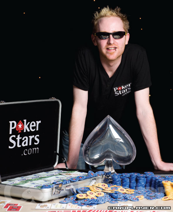 William Fry wins EPT Hungarian Open