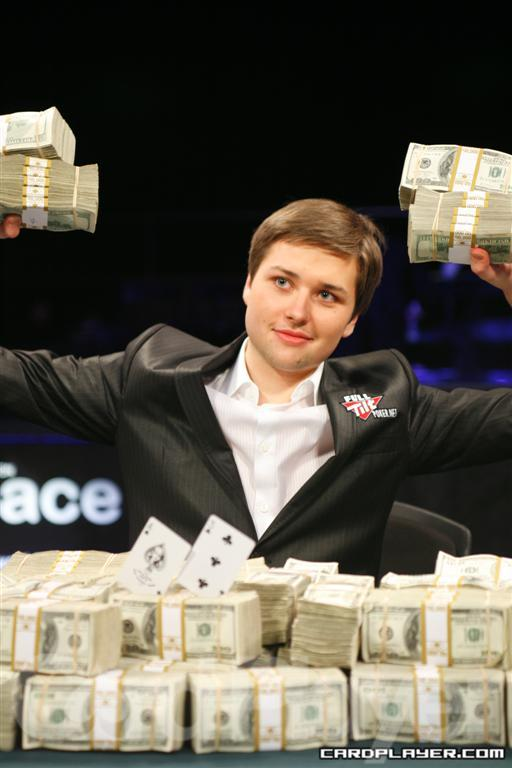 World series of poker 2009 results